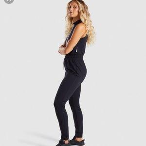 NWT Gymshark solace jumpsuit black Size M